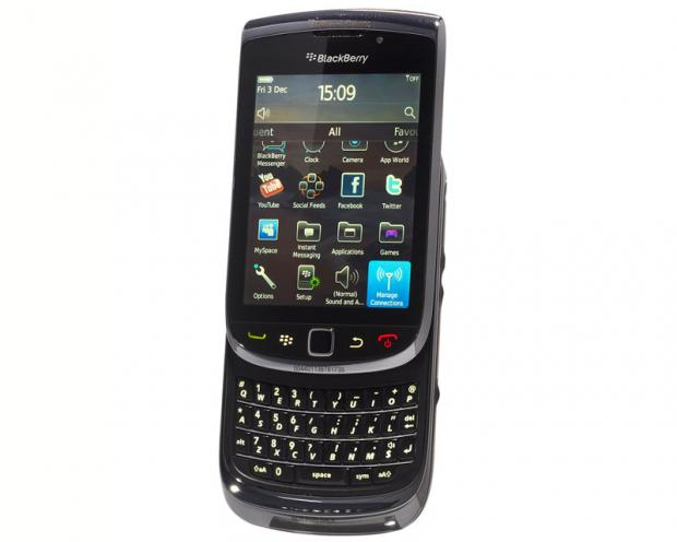 RIM BlackBerry Torch