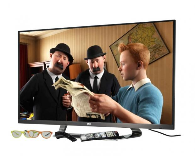 LG 47LM760T 47in LED TV