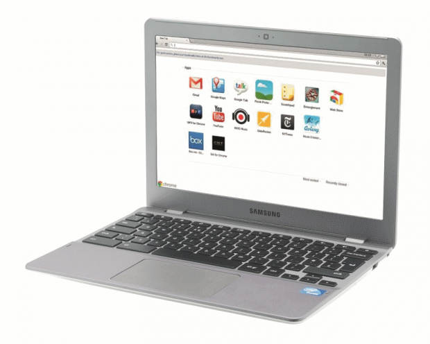 Samsung Series 5 550 Chromebook