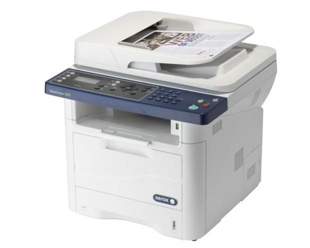 Xerox WorkCentre 3315