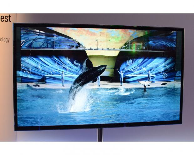 Panasonic 56in 4K OLED TV