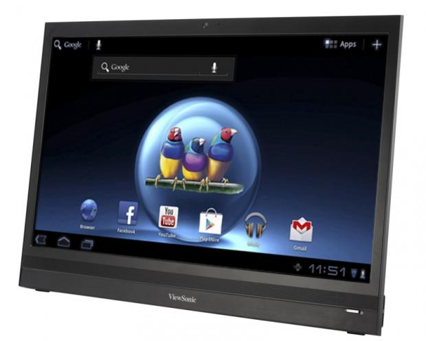 Viewsonic VSD 220 Smart Display