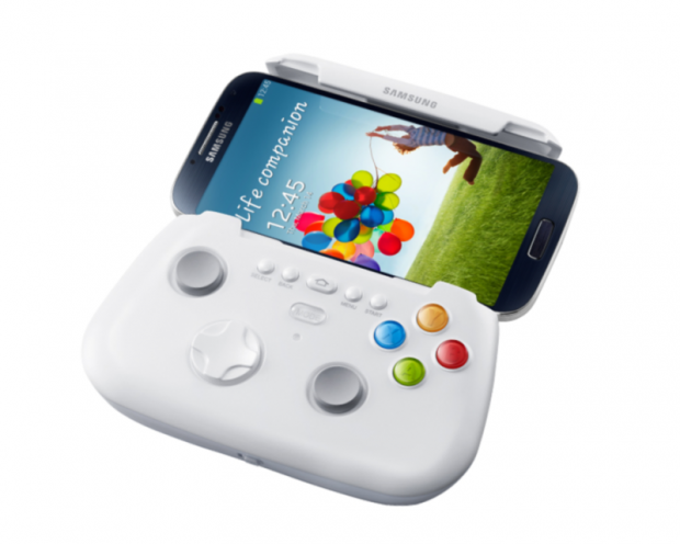 Samsung Galaxy S4 Game Pad