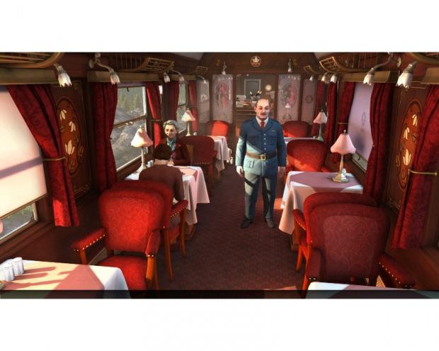 Mystery on the Orient Express