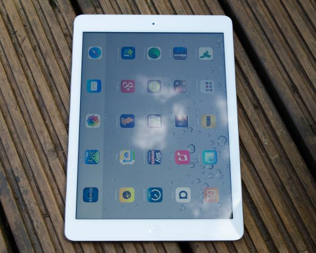 iPad Air review pictures
