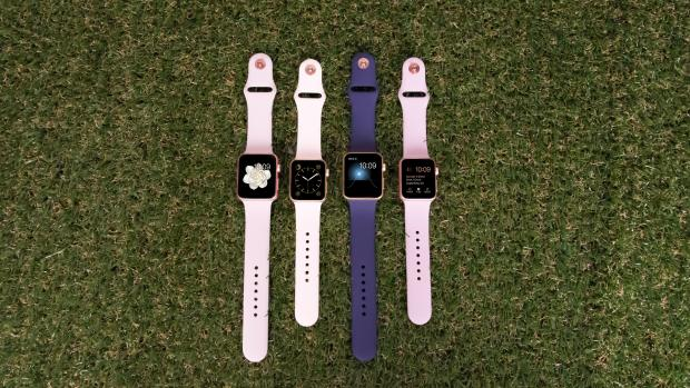 Apple Watch new Sport colours