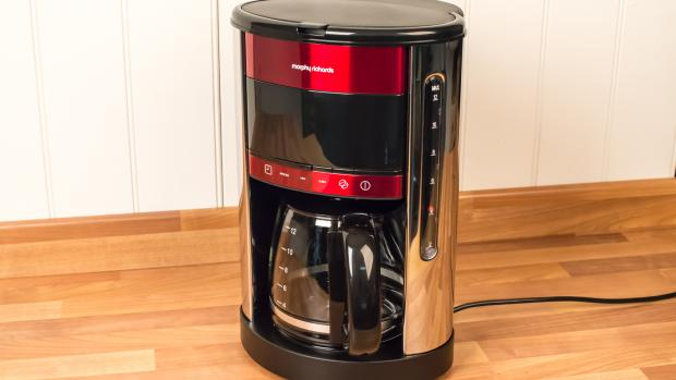 Cookworks Xq668t Filter Coffee Maker Reviews : Morphy Richards Accents Filter Coffee Maker review Expert Reviews