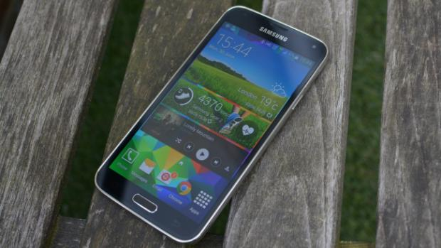 Galaxy S5 hero image
