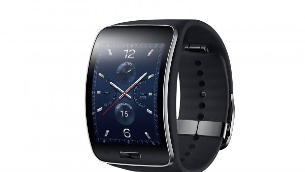 Samsung Gear S smartwatch revealed with curved display, 3G ...