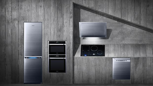 Samsung Shows Off Its Futuristic Kitchen Appliances: kitchen appliance reviews uk