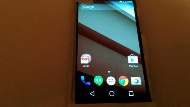 Motorola phablet rumoured leak