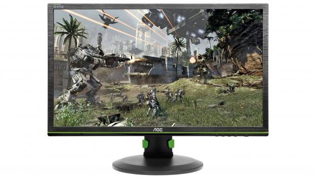 AOC G2460PG G-Sync monitor review | Expert Reviews