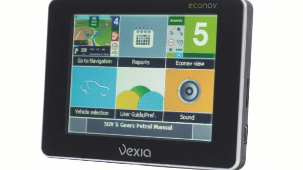 Vexia econav 480 UK & Ireland