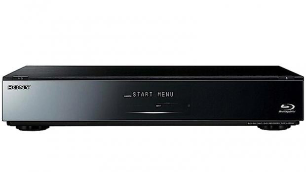 Sony BDXL Blu-ray recorder