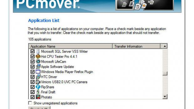 PCmover 3