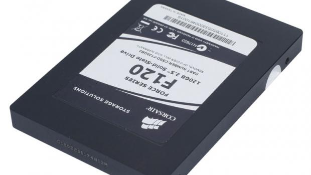 Corsair Force Series F120 SSD