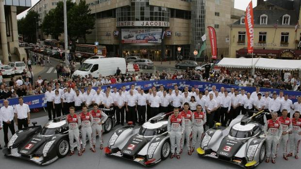 Audi to stream Le Mans footage online for free