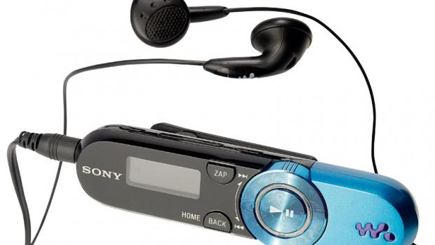 Sony Walkman NWZ-B162