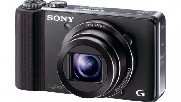 Sony Cyber-shot DSC-HX9V intor