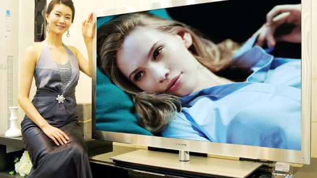 Samsung 9000-series TV