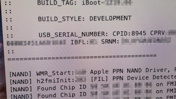 iPad 3 prototype specs leak