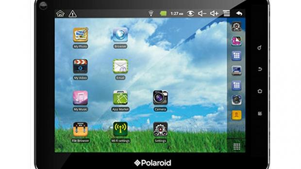Polaroid 10in 3D Android tablet