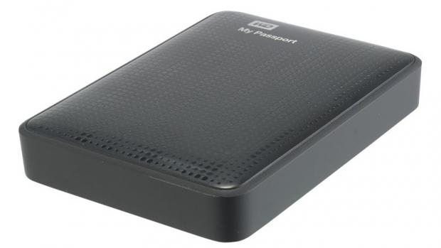 Western Digital My Passport USB3 2TB