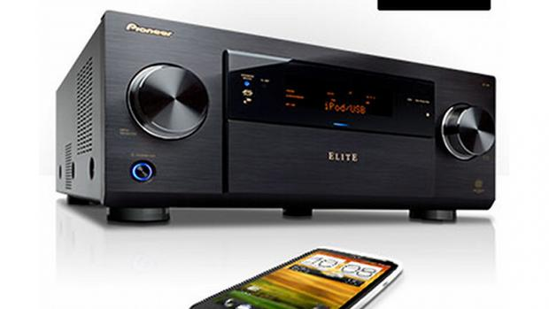 Pioneer HTC Connect