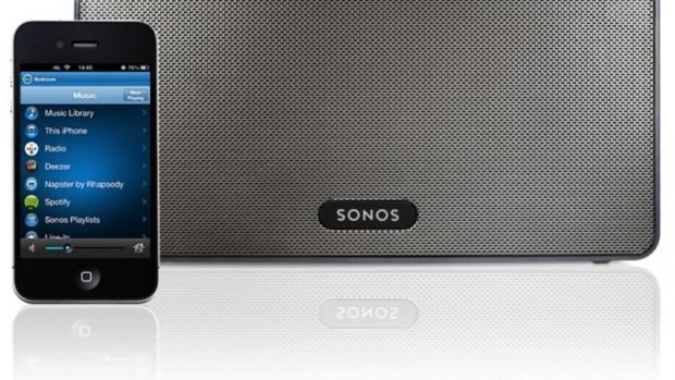 Sonos iOS playback