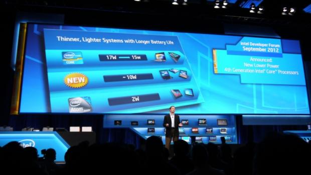Intel low power Core processors