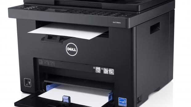Dell C1765nfw Paper Output Tray