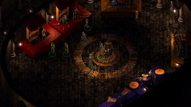 Baldur's Gate: Enhanced Edition gameplay