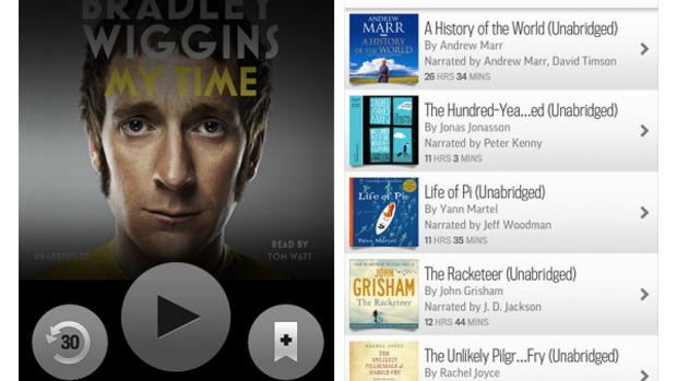 Amazon Audible 2.0