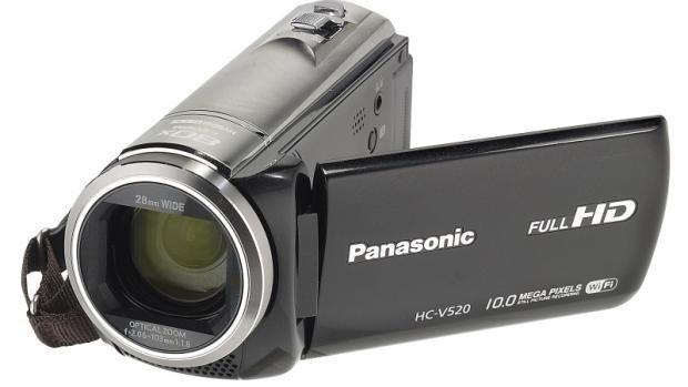 Pansonic HC-V520