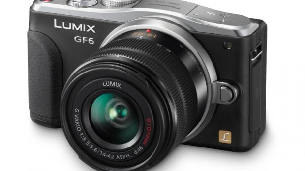 Panasonic DMC-GF6