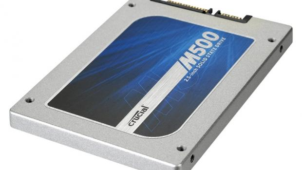 Crucial M500 480GB SSD Review