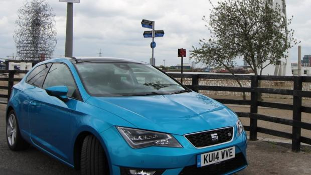 seat leon sc fr 2 0 tdi 2014 technology and in car entertainment review expert reviews. Black Bedroom Furniture Sets. Home Design Ideas