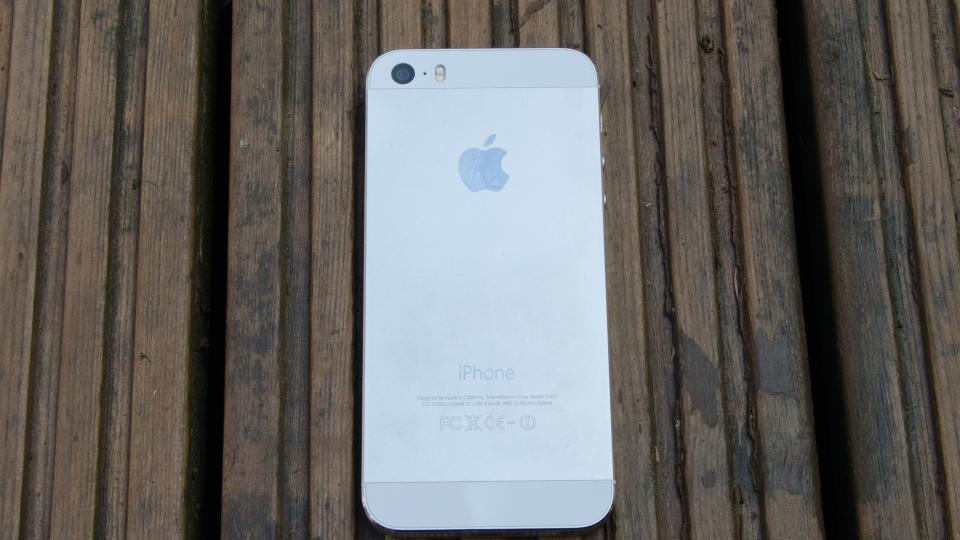 iPhone 5S Rear