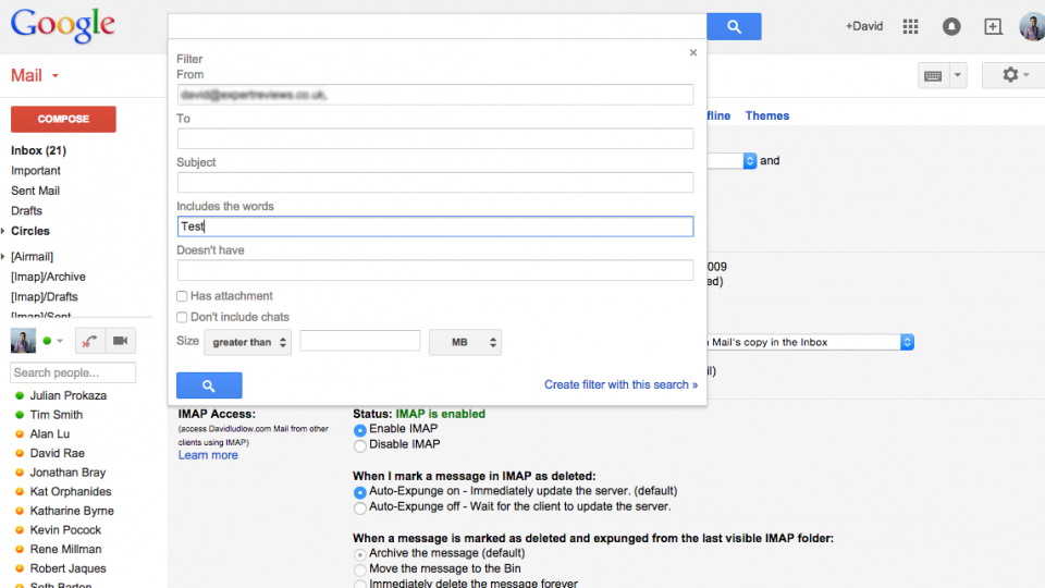 how to create second email address in gmail