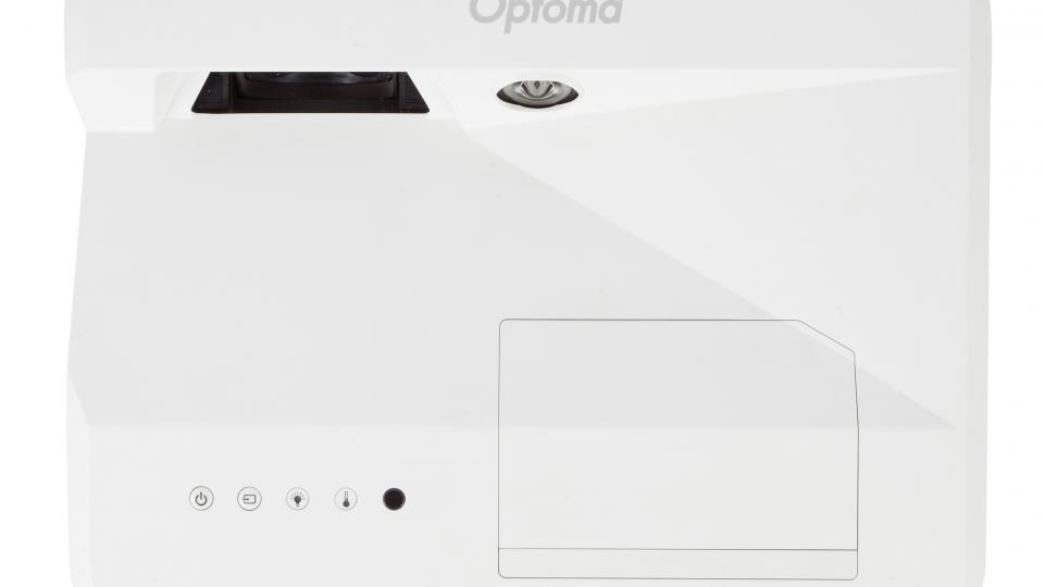 Optoma EH320UST top