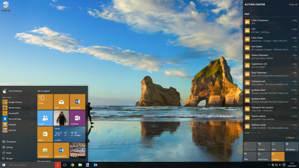 How to clean install Windows 10 and create boot media: Refresh your