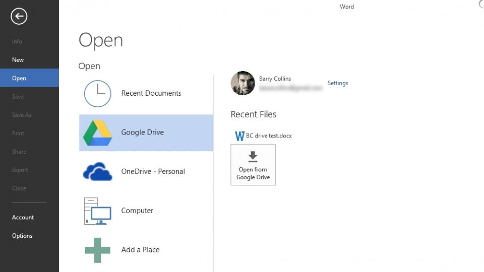 microsoft office now syncs with google drive expert reviews