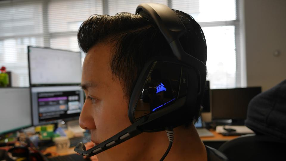 corsair void usb headset sound quality and conclusion 2 expert reviews. Black Bedroom Furniture Sets. Home Design Ideas