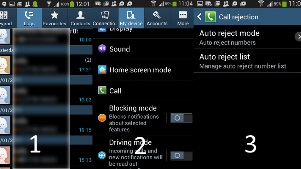How To Block Calls And Messages On Iphone Android