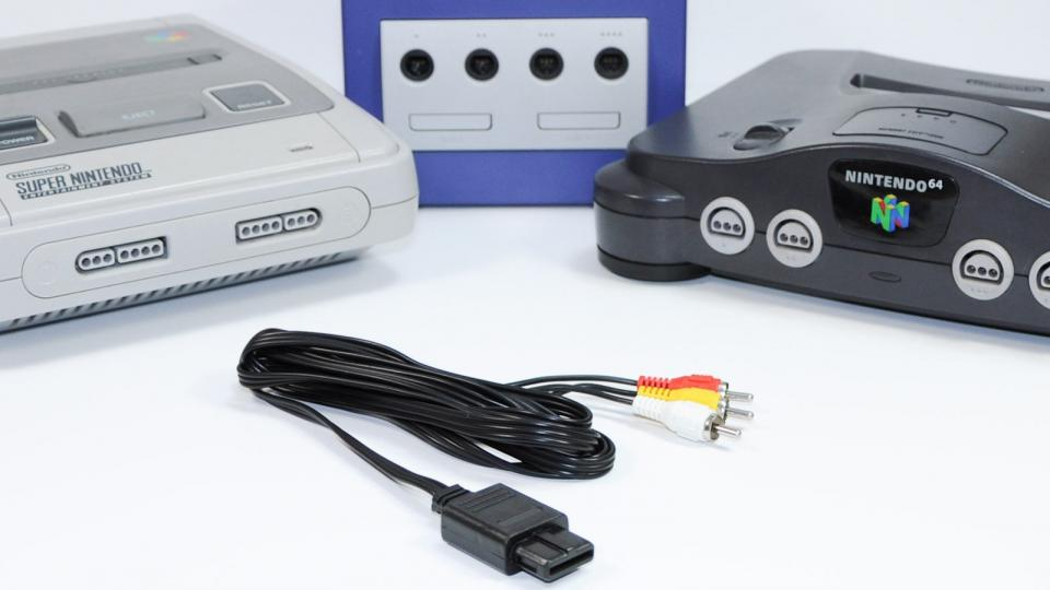 How to connect old game consoles to your TV - NES, SNES