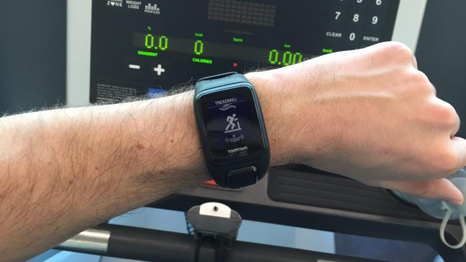 tomtom spark cardio music instructions
