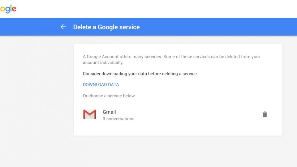 how to delete gmail account permanently step by step