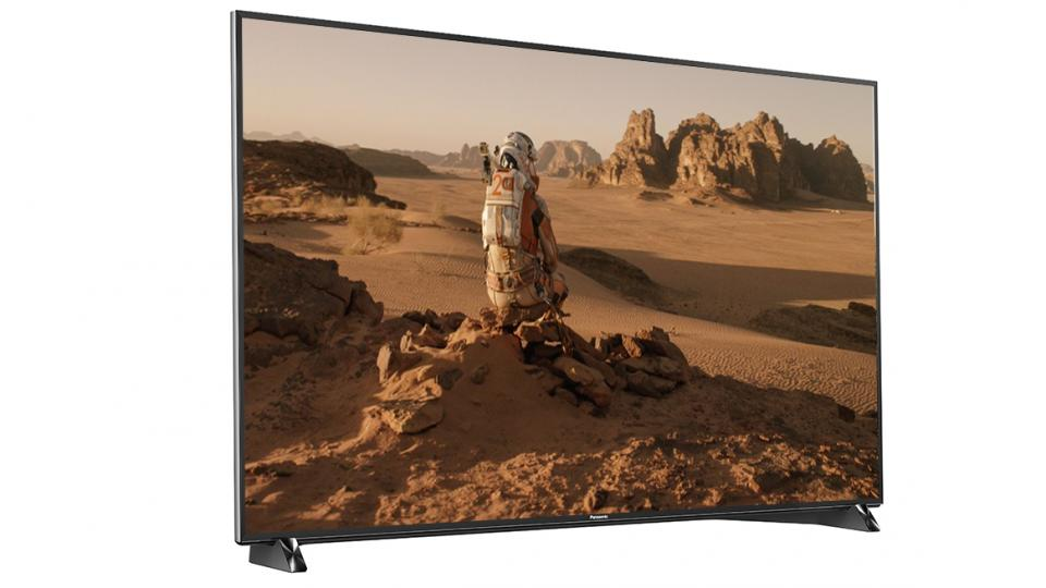 Panasonic Viera TX-58DX902B The Martian
