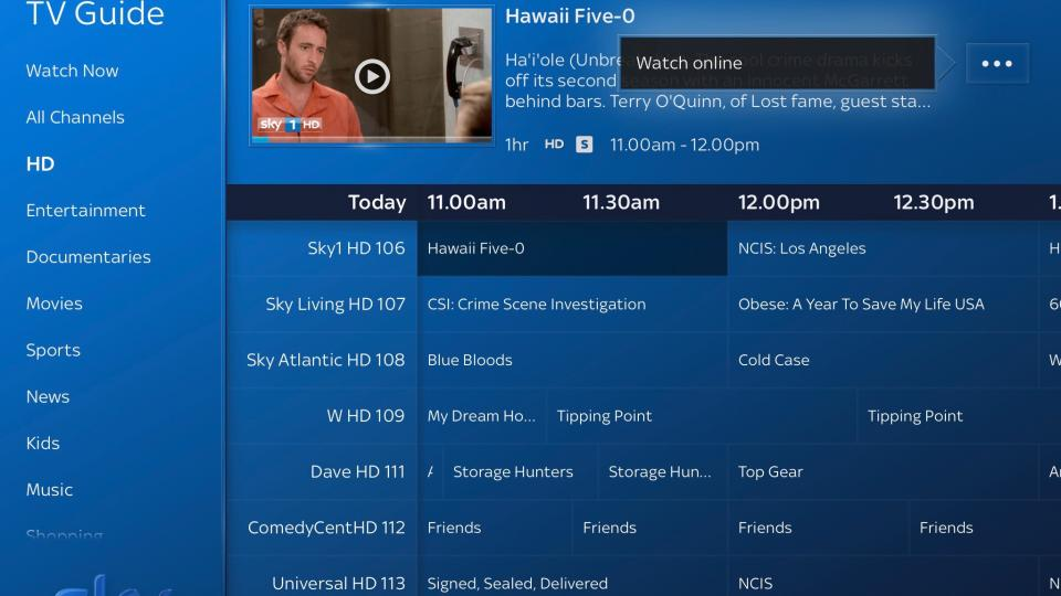 Sky q tablet app review interface features downloading - Can you watch sky box office on sky go ...