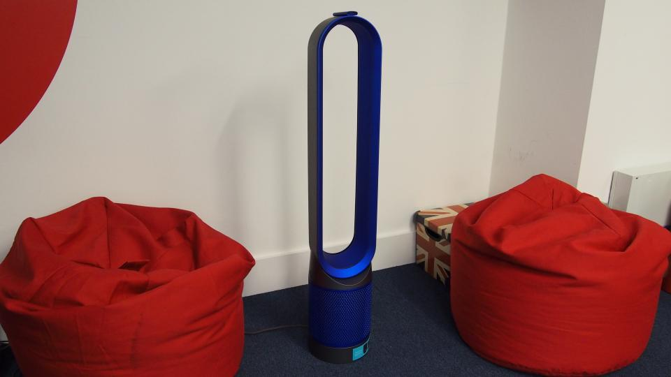 dyson pure cool link tower review the emperor of tower fans expert reviews. Black Bedroom Furniture Sets. Home Design Ideas